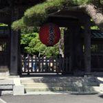 長谷寺入り口正面