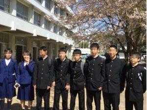 2019高校入学式