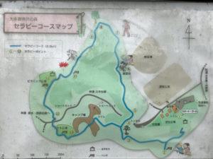 セラピーコースマップ